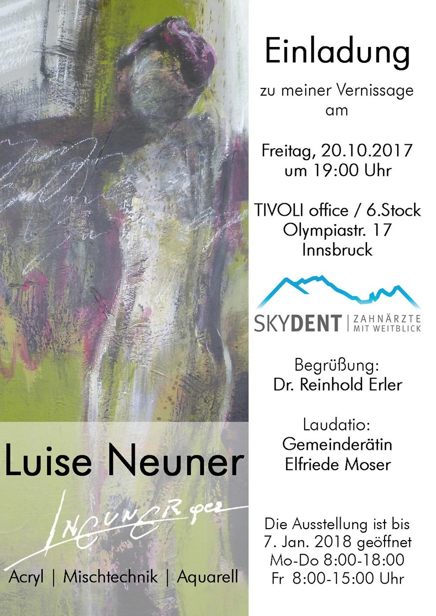 Vernissage Luise Neuner